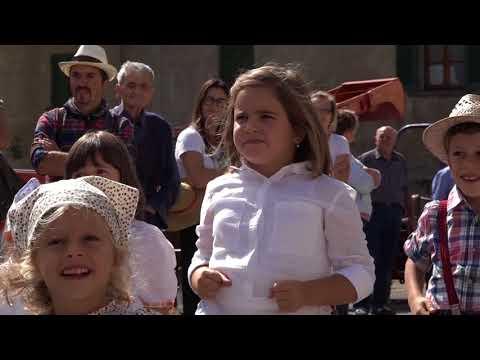 Ciggiano, successo in diretta tv per la 40ma edizione della Festa dell'uva, del vino e dell'olio
