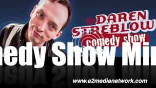 Video The Daren Streblow Comedy Show Mini-Cast 152: No Internet Empathy & Brother Preacher MP3, 3GP, MP4, WEBM, AVI, FLV Maret 2018