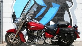 5. 2006 Yamaha Road Star 1700 Motorcycle For Sale ... Only 10,881 miles!