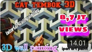 Video Wall paint 3D-3D wall painting- 3D wall paint tutorial MP3, 3GP, MP4, WEBM, AVI, FLV Juli 2019