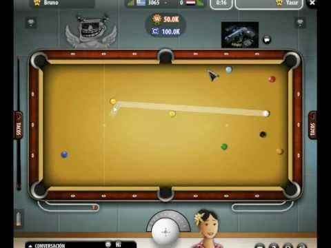 Pool Live Tour level 12 vs Yassr by Bruno (видео)