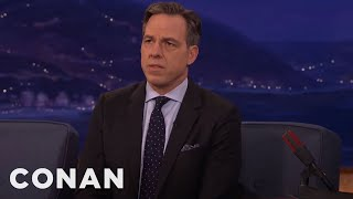 Video Jake Tapper On Interviewing Kellyanne Conway  - CONAN on TBS MP3, 3GP, MP4, WEBM, AVI, FLV Oktober 2018