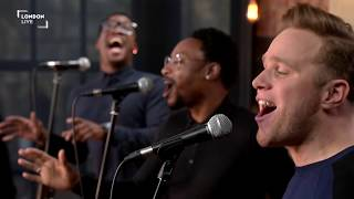 Olly Murs - Grow Up  |  London Live Sessions Video