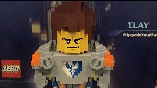 LEGO® NEXO KNIGHTS™ - New York Comic Con - Time Lapse #LEGONYCC