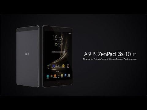 Cinematic Entertainment, Supercharged Performance - ZenPad 3S 10 LTE | ASUS