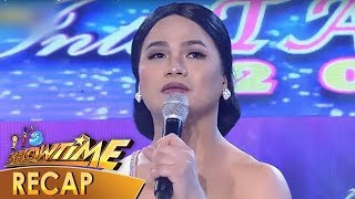 Video It's Showtime Recap: Wittiest 'Wit Lang' Moments of Miss Q & A contestants - Week 4 MP3, 3GP, MP4, WEBM, AVI, FLV Januari 2019