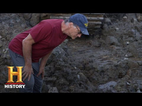 The Curse of Oak Island: BOOBY TRAP SYSTEM COLLAPSES FLOOD TUNNEL (Season 7) | History