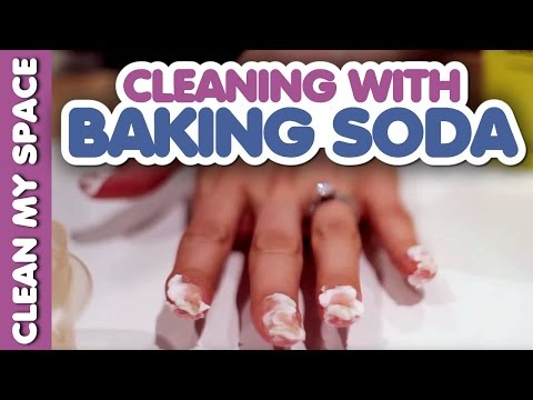 10 More Things You Can Clean With Baking Soda!