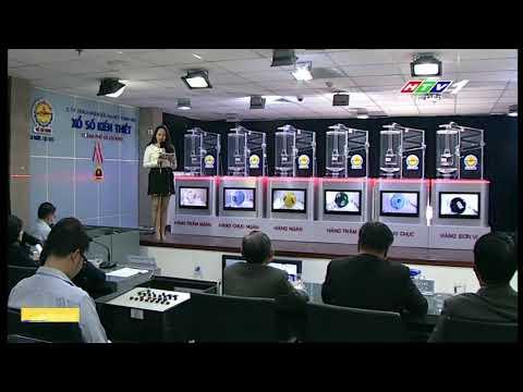 Xổ số kiến thiết TP.HCM || HTV1 || 16/01/2021