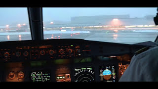 A Remake of our 2008 Cockpit Flight from Zurich to Madrid and back with Swiss. Some fans were unhappy about the Music, so we...