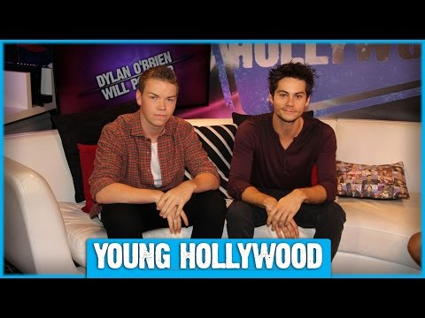 runner - The YH Studio welcomes 'The Maze Runner' stars Dylan O'Brien and Will Poulter, who chill out on our couch and tell us all about their on-set bromance and how their fight scenes were some of...