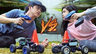 Video EPIC RC CAR RACE CHALLENGE!! | Ranz and Niana MP3, 3GP, MP4, WEBM, AVI, FLV Desember 2018