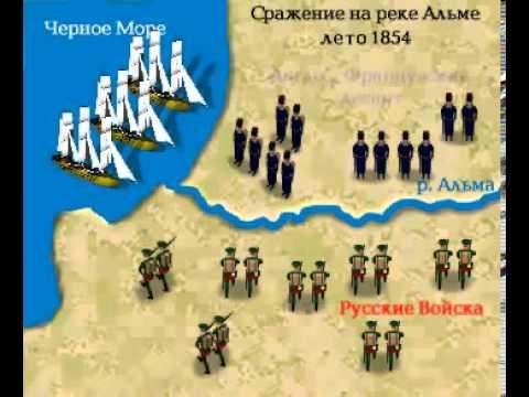 Крымская война (1853 - 1856)