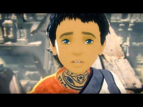 Last Guardian Official CG Cinematic Trailer