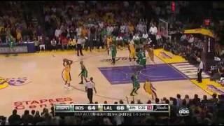 2010 NBA Finals - Los Angeles Lakers Highlights vs Boston Celtics Game 7