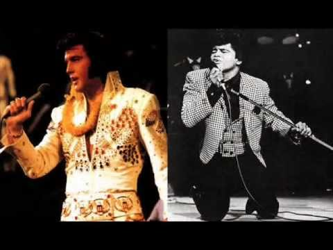 """Love Me Tender ""- JAMES BROWN – Elvis tribute"