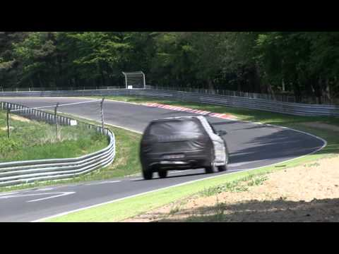 0 Volkswagen Golf VII GTI en Nurburgring (video)