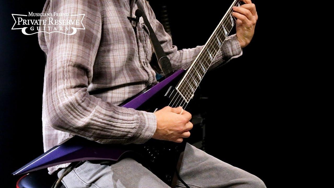 ESP Andromeda Black Arrow Electric Guitar