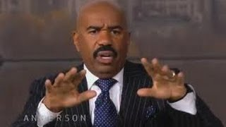 Steve Harvey Talks about The Law Of Attraction...IT WORKS!