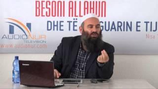 Bëhu Muhamedi për Hatixhen - Hoxhë Bekir Halimi