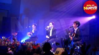Video Vocalista de Reik borracho en pleno concierto MP3, 3GP, MP4, WEBM, AVI, FLV Desember 2017