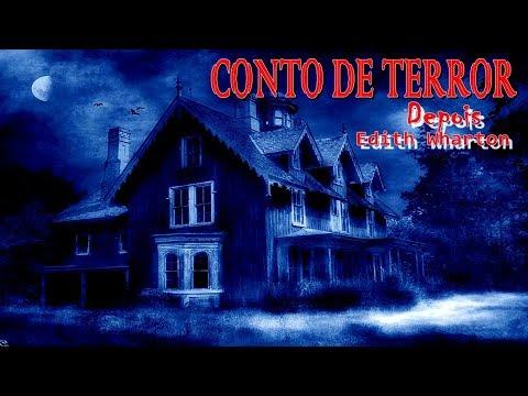 CONTO DE TERROR: Depois / Mais Tarde - Edith Wharton | Mês do Halloween #15 - ANO 6