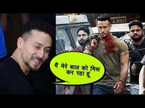Video Tiger Shroff FIRST PUBLIC APPEARANCE In Baaghi 2 Look download in MP3, 3GP, MP4, WEBM, AVI, FLV January 2017