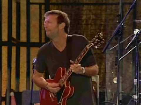 Eric Clapton - I39m tore down Live in Hyde Park 1996