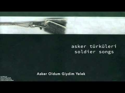Ulaş Özdemir & Engin Arslan - Asker Oldum Giydim Yelek [ Asker Türküleri © 2003 Kalan Müzik ]