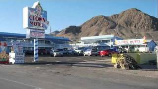 Tonopah (NV) United States  City new picture : Clown Motel Tonopah Nevada