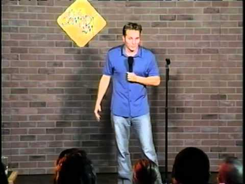 Adam Hunter on Loco Comedy Jam