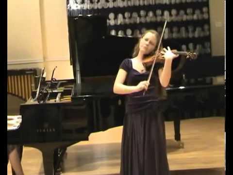 Violine Unfall