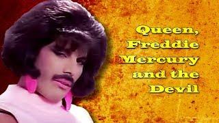 Video Queen, Freddie Mercury and the Devil MP3, 3GP, MP4, WEBM, AVI, FLV November 2018