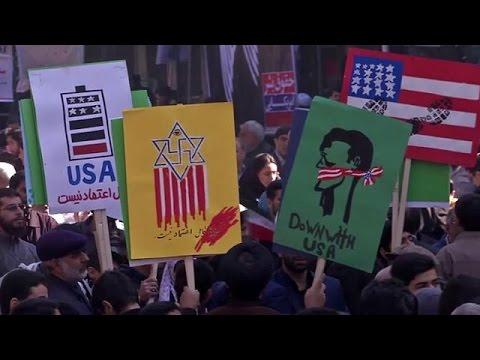 Ιράν: Διαδηλώσεις για τα 37 χρόνια από την κατάληψη της αμερικανικής πρεσβείας – world