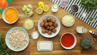 Game-Day Dips 4 Ways In 15 Minutes Or Less by Tasty