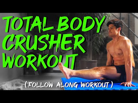 Total Body Crusher Workout