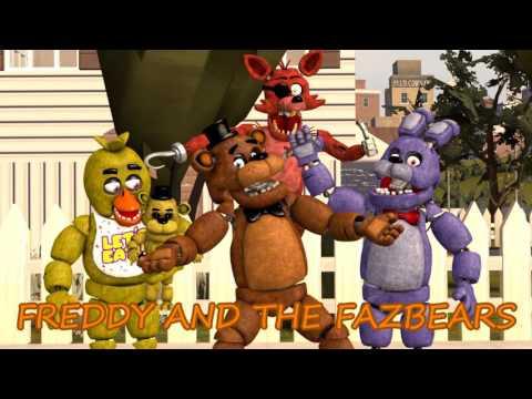 Freddy and the Fazbears Teaser Trailer!