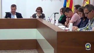 Sessió ordinària del ple de l'Ajuntament de Xeraco corresponent al mes d'abril de 2016