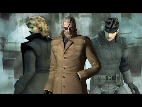 Metal Gear Solid - The Story So Far: The Rise Of Liquid Snake - Part 6