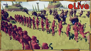 Totally Accurate Battle Simulator (PC) -  • Live