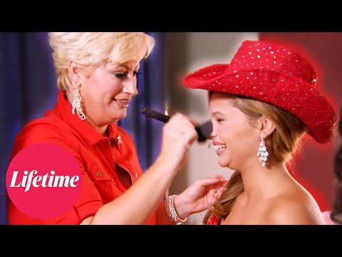 Kim of Queens: A COWGIRL for the Rodeo Beauty Pageant? (Season 1 Flashback) | Lifetime
