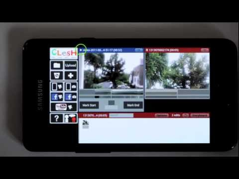 Video of Clesh Video Editor