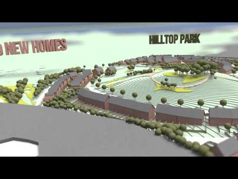 Plumb Park 3D visual Representation