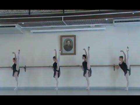 Vaganova Ballet Academy - 2011 graduation exam Professor Liudmila Kovaleva