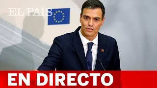 DIRECTO | Conferencia de PEDRO SÁNCHEZ: 'Proteger el ideal de Europa'