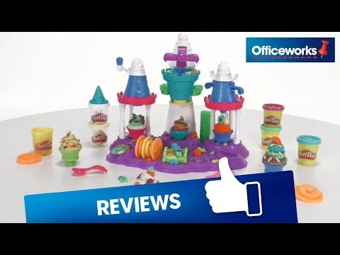 Play doh - Play-Doh Ice Cream Castle
