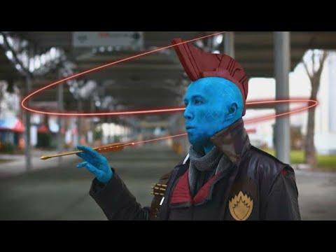 Yondu Udonta All arrow killing scene Full HD | Best Of Yondu Udonta Fright Scene | Yondu Arrow Scene