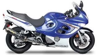 7. Suzuki KATANA 750cc Motorcycle,Specifications
