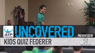 ATP World Tour Uncovered presented by Peugeot takes you back to one of Roger Federer's toughest ever press conferences, which was conducted by local ...