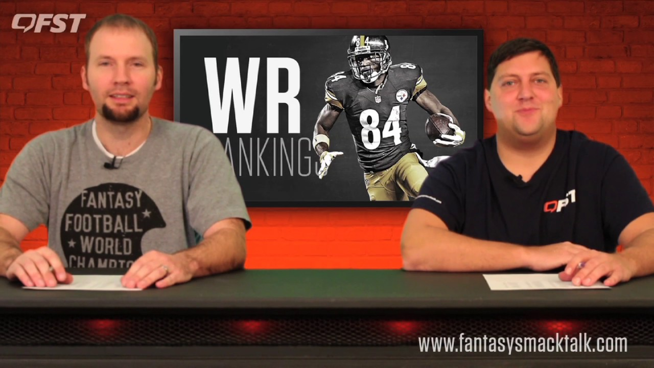 Fantasy Football Week 16 Player Rankings thumbnail